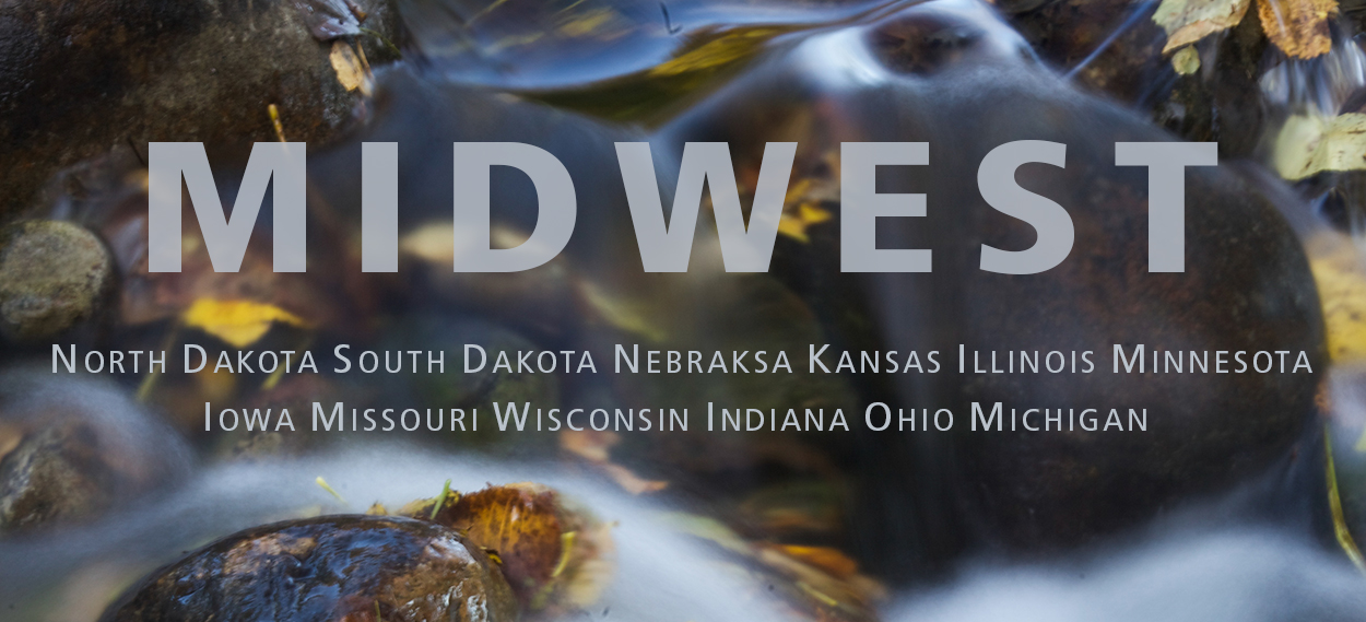 Midwest chapter banner