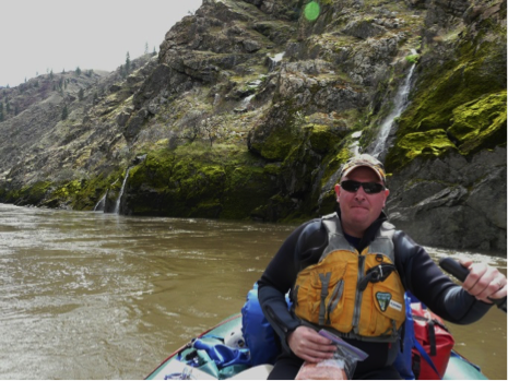 Joe O'Neil, River Management Society NW Chapter Vice President