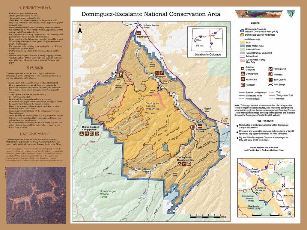 Gunnison Map