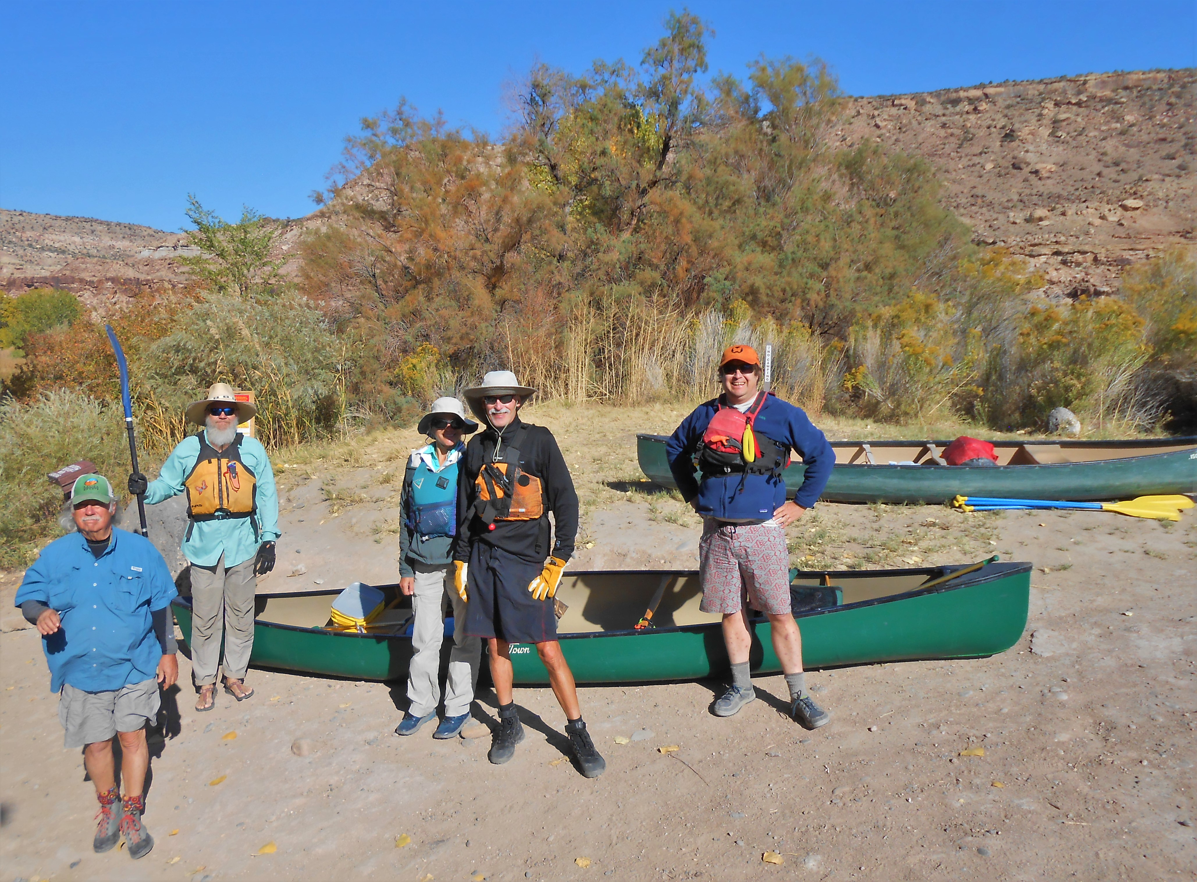 Gunnison River SW Chapter Trip RMS 2020