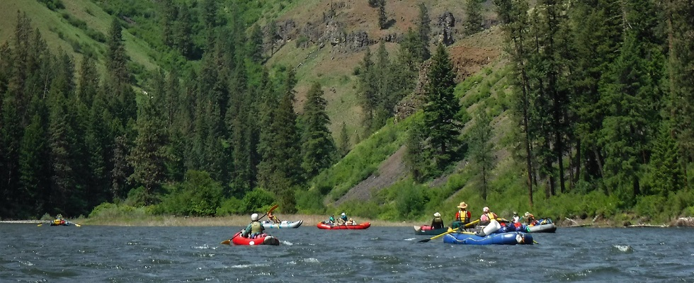 Grande Ronde River - RMS Northwest Chapter Trip