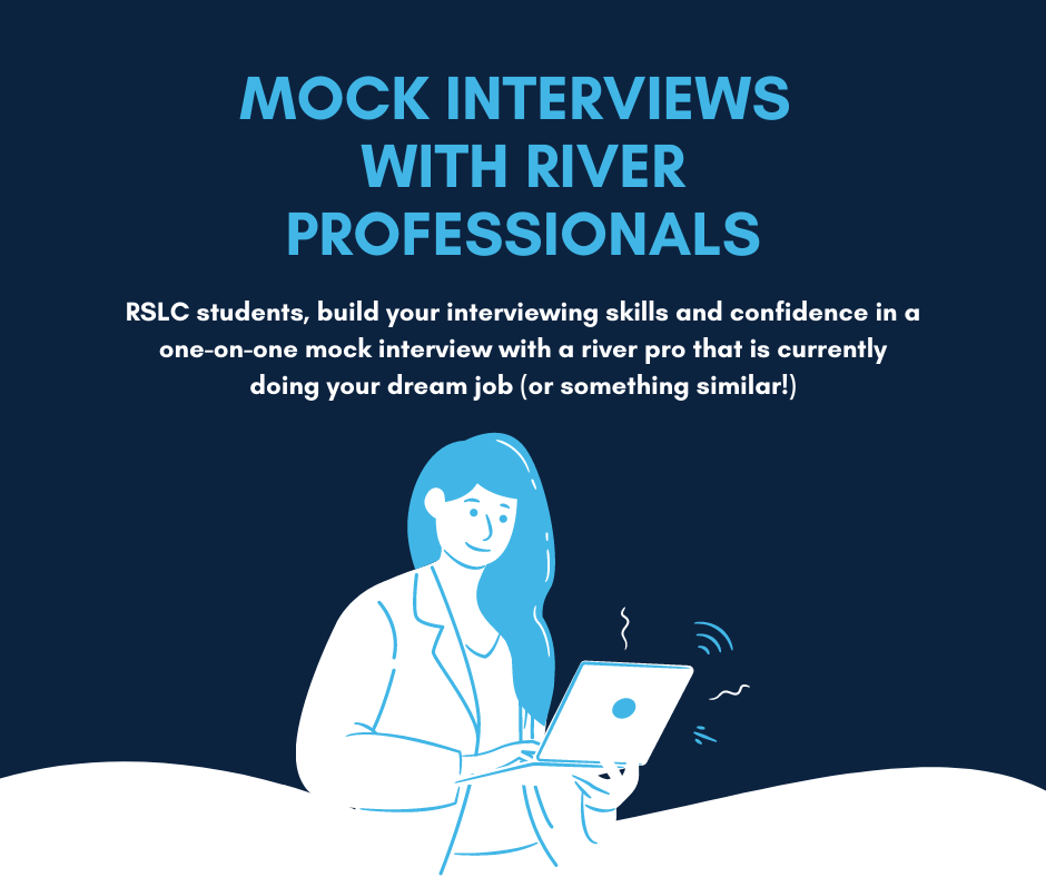 Mock interviews with River Professionals