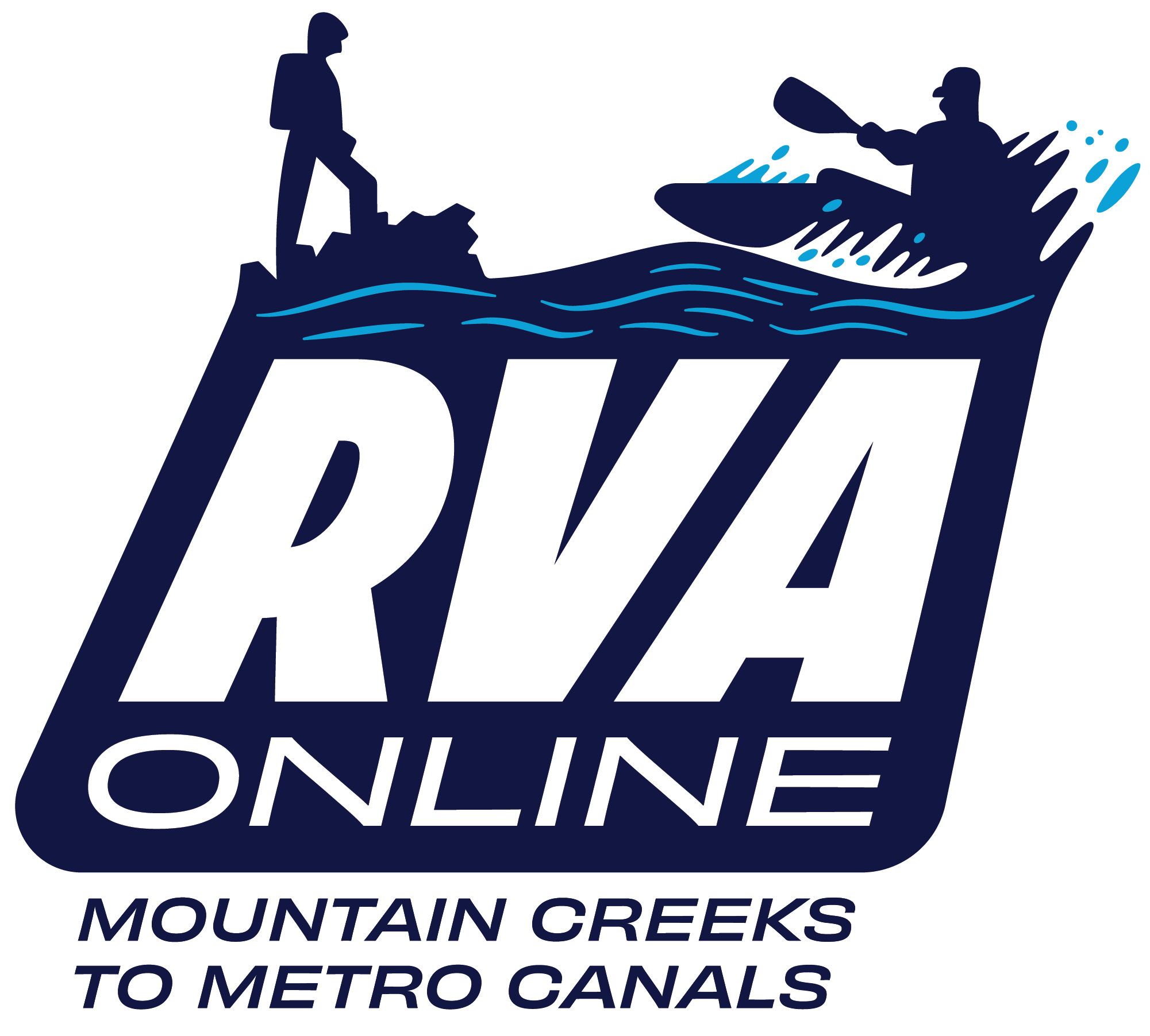 2021 RMS Symposium From Metro Canals to Mountain Creeks Logo