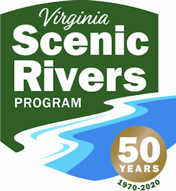 50th Anniversary - Virginia Scenic Rivers Program