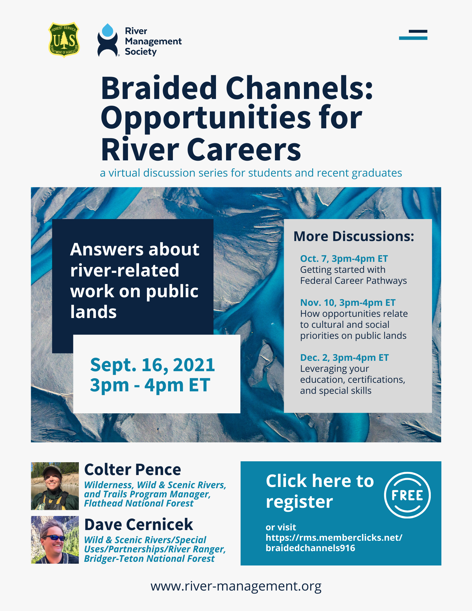 Braided Channels Flyer