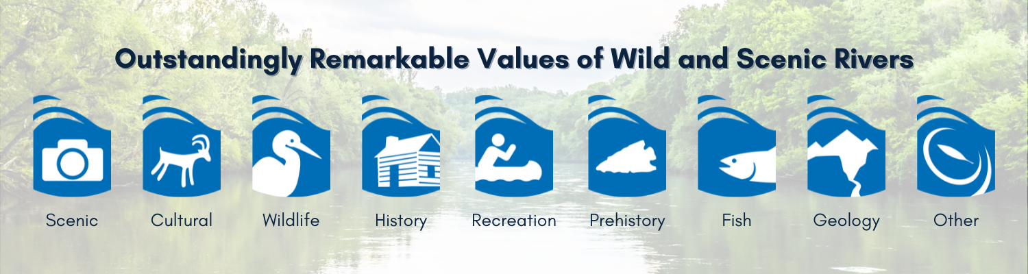 Outstandingly Remarkable Values