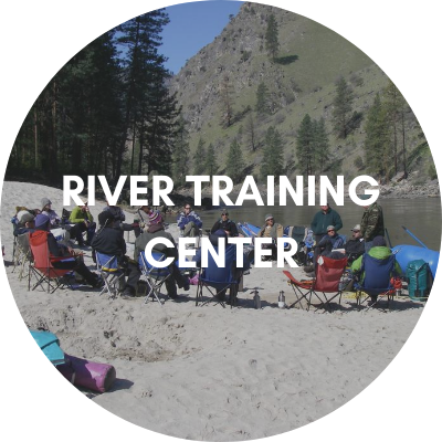 River management and stewardship workshops and certifications
